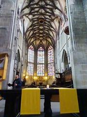 Altar mayor y abside interior Iglesia de San Pedro y San Pablo Catedral catolica Berna Suiza (Rafael Gomez - http://micamara.es) Tags: altar mayor y abside interior iglesia de san pedro pablo catedral catolica berna suiza