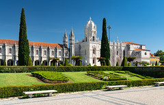 _DS16593 - The Jerónimos Monastery (AlexDROP) Tags: 2019 portugal lisboa lisbon europe art travel architecture color wideangle cityscape church monastery nikond750 tamronaf1735mmf284diosda037 best iconic famous mustsee picturesque postcard