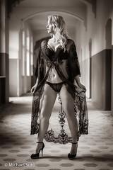 Beelitz_Heilstätten_2018_0365 (Micha Suhl Visuals) Tags: beelitzheilstätten locationbeelitz anika beelitz boudoir copyrightmichaelsuhl dessous highheels lingerie people portrait black blond blonde elegant erotic onlocation sensual sexy