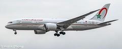 Boeing 787-8 Dreamliner / Royal Air Maroc (matdu20eme) Tags: planespotting planespotter avporn avgeek royalairmaroc boeing787 787 boeing airliner airline aircraft airplane aviation avion