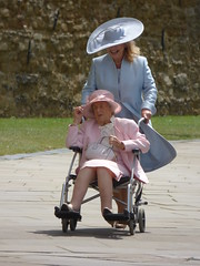 Keep Your Hat On Paparazzi Ely July 2019 (Uncle Money UK) Tags: keepyourhaton paparazzi women wheelchair wedding ely july 2019