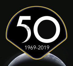 Apollo 11 50th Anniversary Design (ErikRiess) Tags: buzzaldrin mankind neilarmstrong july201969eaglehaslanded moonwalk michaelcollins apollo space apollo11anniversary apollo50 moon nasa apollo11 lunarmodule apollo50th eaglehaslanded houston kennedyspacecenter 1969 lunar moonlanding onesmallstep