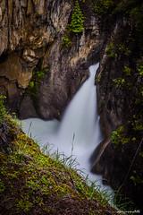 Lower Sunwapta Falls - Jasper National Park, AB (achinthaMB) Tags: lowresunwaptafalls jaspernationalpark jasper canada alberta highway93 icefieldparkway waterfall athabasca roc canadianrockies sunwapta falls lowersunwaptafalls