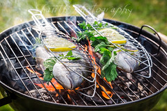 Fresh fish on the fire (Dr. Ernst Strasser) Tags: ifttt 500px baked barbecue campfire cooking cuisine delicious diet fillet fire fish food fresh grill grilled grilling healthy lemon meat mint outdoor parsley portugal prepared rout salmon sea seabream seafood smoke smoked ernst strasser unternehmen startups entrepreneurs unternehmertum strategie investment shareholding mergers acquisitions transaktionen fusionen unternehmenskäufe fremdfinanzierte übernahmen outsourcing unternehmenskooperationen unternehmensberater corporate finance strategic management betriebsübergabe betriebsnachfolge