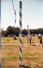 Nordfriesland Ringreiten 2 (lennart.broders) Tags: canon a1 analog slr scan epsonv550 35mm kleinbildfilm negativfarbfilm kodak portra iso160