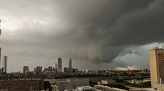 Storm Over the Charles River (Eric Kilby) Tags: boston storm clouds dark backbay
