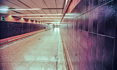 Underground (Lea Ruiz Donoso) Tags: madrid metro station estacion nobody nadie estacióndemetro subway retro vintage perspective lineas arquitectura metrostation transporte transport tunnel 2019 metrodemadrid
