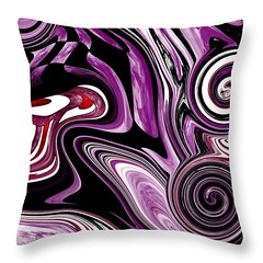 abstract-fluid-painting-pattern-purple-black-and-red-patricia-piotrak Throw Pillow (MisQueArt) Tags: fluidpainting pattern liquid randompattern unique painting colorful brightcolors picturecomposition interiordesignerart abstractart modernpainting americanflag blue red white
