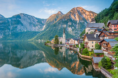 Hallstatt (Dr. Ernst Strasser) Tags: ifttt 500px church hallstatt lutheran austria hallstätter lake salzkammergut see upper alps sunrise water sunlight reflection mountain mountains peaceful europe village travel ernst strasser unternehmen startups entrepreneurs unternehmertum strategie investment shareholding mergers acquisitions transaktionen fusionen unternehmenskäufe fremdfinanzierte übernahmen outsourcing unternehmenskooperationen unternehmensberater corporate finance strategic management betriebsübergabe betriebsnachfolge