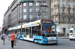 2017-09-04 Praha Tramway Nr.9236 (beranekp) Tags: czech praha prague prag tramvaj tramway tram tranvia strassenbahn šalina škoda elektrika električka 9236