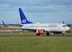 Photo of LN-RNW Scandinavian Airlines