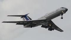 RF-65151 Roscosmos Tupolev Tu-134A-3 (Nathan_Ivanov) Tags: airplane aircraft chkalovsky ckl uumu spotting tupolev tu134
