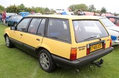 B748 UCR (2) (Nivek.Old.Gold) Tags: 1984 vauxhall cavalier base estate 1598cc picador sholing southampton