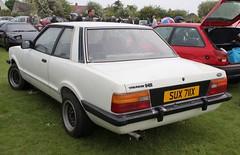 SUX 711X (2) (Nivek.Old.Gold) Tags: 1982 ford taunus 16 2door