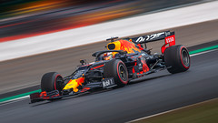 Photo of Max Verstappen - Red Bull - Silverstone 2019