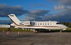 N208QS Challenger CL604 Net Jets (corrydave) Tags: 6056 cl60 cl604 challenger netjets biz shannon n208qs