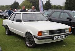 SUX 711X (1) (Nivek.Old.Gold) Tags: 1982 ford taunus 16 2door