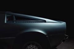 Maserati Merak (vangeh) Tags: car automobile automotive lowkey chiaroscuro maserati strobist zeiss 35mm loxia light shadow dark