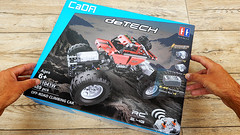 New Arrival - CaDA C51041W (Off-Road Crawler) (hajdekr) Tags: lego technic unboxing handson wheel wheelloader loader gearbest cada construction review preview buildingblock remotecontrol truck remote powerfunction pf functions motor engine lmotor servo servomotor linearactuator actuator linear update updated upgrade offroadcrawlerrcbuildingblocks offroad crawler rcbuildingblocks doubleeagle doubleeagleindustrylimited china