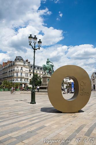 "Place du Martroi à Orléans • <a style=""font-size:0.8em;"" href=""http://www.flickr.com/photos/151667760@N04/48332660396/"" target=""_blank"">View on Flickr</a>"