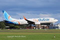 B737-8KN A6-FDV FLY DUBAI (shanairpic) Tags: jetairliner passengerjet b737 boeing737 shannon flydubai comair a6fdv zszwm