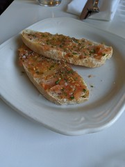 Tomato Toast (L33tminion) Tags: food restaurants