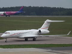 VP-CZJ Bombardier Global 6000 (Private Owner) (Aircaft @ Gloucestershire Airport By James) Tags: luton airport vpczj bombardier global 6000 private owner eggw james lloyds