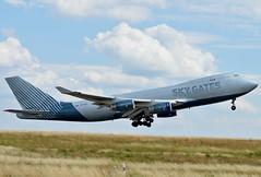 VP-BCI Sky Gates Airlines Boeing 747-400F (czerwonyr) Tags: vpbci sky gates airlines boeing 747400f
