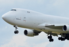 N445MC Atlas Air Boeing 747-400F (czerwonyr) Tags: n445mc atlas air boeing 747400f