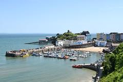 Photo of DSC_0418 Tenby harbour