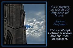 Un coin de ciel bleu ... (Terra Pixelis) Tags: rouffach nikond810 alsace hautrhin 68 nuage ciel
