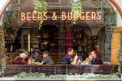 Beers & Burgers (KL57Foto) Tags: juli july kl57foto omdem1 olympus schweden sommer stockholm sverige sweden summer gastronomie pub restaurant