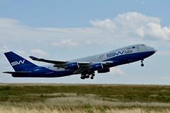I-SWIA SW Italia Boeing 747-400F (czerwonyr) Tags: iswia sw italia boeing 747400f hhnedfh