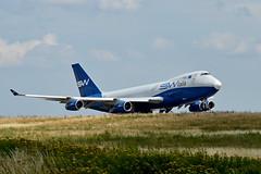 I-SWIA SW Italia Boeing 747-400F (czerwonyr) Tags: iswia sw italia boeing 747400f edfh hhn