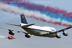 7488 RAFAT & BOAC BA 747 flypast R1` (photozone72) Tags: canon hawk aircraft aviation airshow ba reds britishairways boeing747 jumbojet redarrows raf redwhiteblue airshows fairford riat flypast rafat ba100 7dmk2 canon7dmk2 canon100400f4556lii
