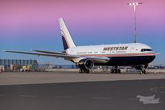 2-TSSA WESTSTAR B767-200 KILO YSSY-1582 (A u s s i e P o m m) Tags: sydney australia newsouthwales weststar weststaraviation boeing syd sydneyairport leedsunited yssy b762 westernsydneywanderersfc
