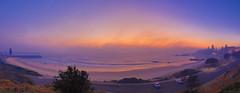 Smokey Town beach sunrise (madmat2012) Tags: surnise beach nature