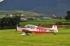 G-EIAP Jodel DR1050 (eigjb) Tags: aircraft airplane kilkeel flyin codown ireland plane spotting aviation general