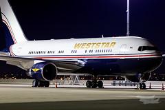 2-TSSA WESTSTAR B767-200 KILO YSSY-1517 (A u s s i e P o m m) Tags: sydney australia newsouthwales boeing weststar b762 weststaraviation syd sydneyairport leedsunited yssy westernsydneywanderersfc