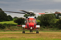 EI-ICG S-92A (eigjb) Tags: aircraft airplane kilkeel flyin codown ireland plane spotting aviation general derryogue airfield resue sar sikorsky s92 s92a eiicg irish coast guard