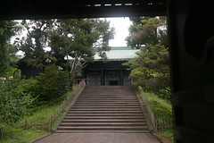 Confucianist school (sogni_hal) Tags: architecture classicground historicspot monument monumental notedplace sights tokyo