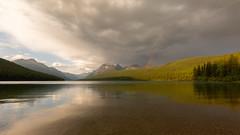Rainbow at Bowman Lake (Ken Krach Photography) Tags: glaciernationalpark bowmanlake