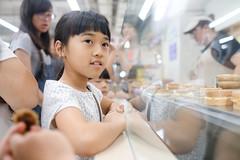 20190720 (直髮盧女士與捲毛壞脾氣小姐) Tags: 啾比 365 成長紀錄 child children girl kids juby