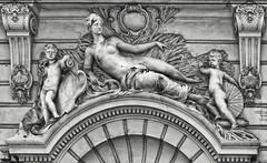 - (txmx 2) Tags: marseille sw bw architecturalsculpture
