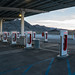 Tesla Supercharging Station - Baker, California