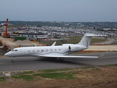 VQ-BCT Gulfstream G650ER (Private Owner) (Aircaft @ Gloucestershire Airport By James) Tags: luton airport vqbct gulfstream g650er private owner bizjet eggw james lloyds