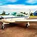 Piper PA-28R-180 Cherokee Arrow PT-DCU