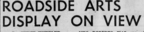 Indio Happy Hunting Ground 1 of 6 Desert Sun 5-16-1960