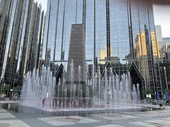PPG Fountain -Kathy (KathyCat102) Tags: ppgindustries pittsburgh pa pennsylvania iphonex