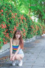 IMG_4118L (攝影玩家-明晏) Tags: 人 人像 戶外 outdoor 美女 辣妹 瑞希 portrait